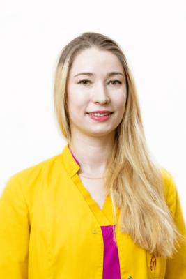 Крылова Дина Александровна