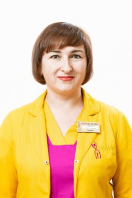 Ковалева Оксана Анатольевна
